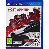 NEED FOR SPEED MOST WANTED -PS VITA