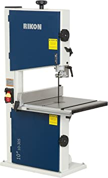 Rikon 10-305 Bandsaw - The Best Compact