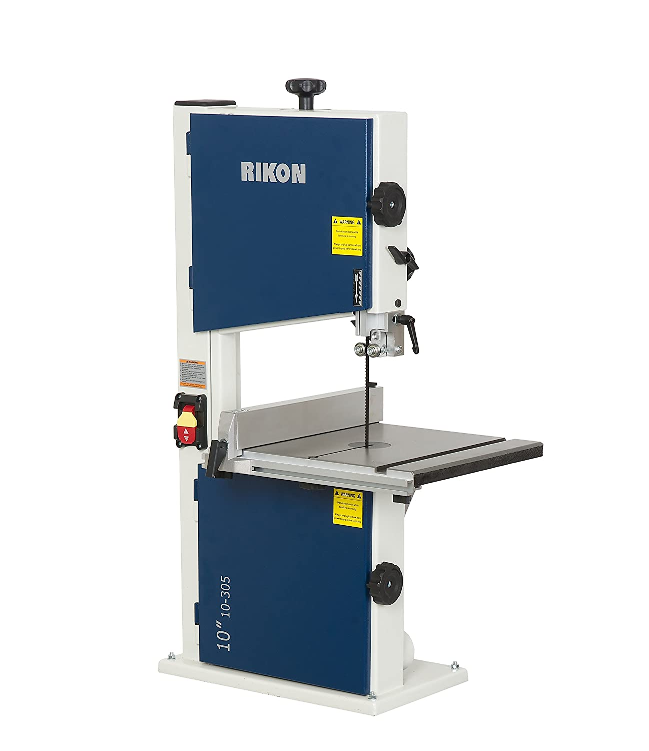 Rikon 10-305 Bandsaw With Fence, 10-Inch