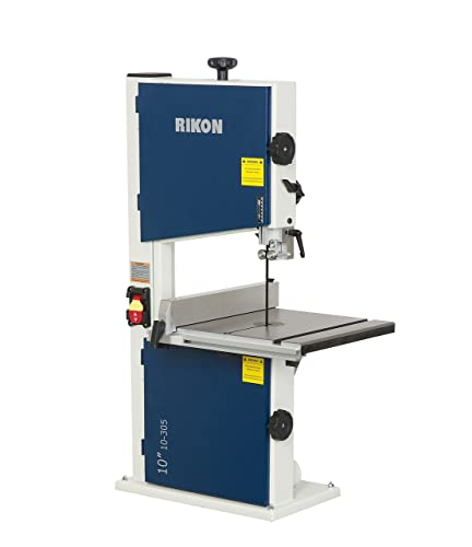 4. Rikon 10-305 Band Saw with Fence
