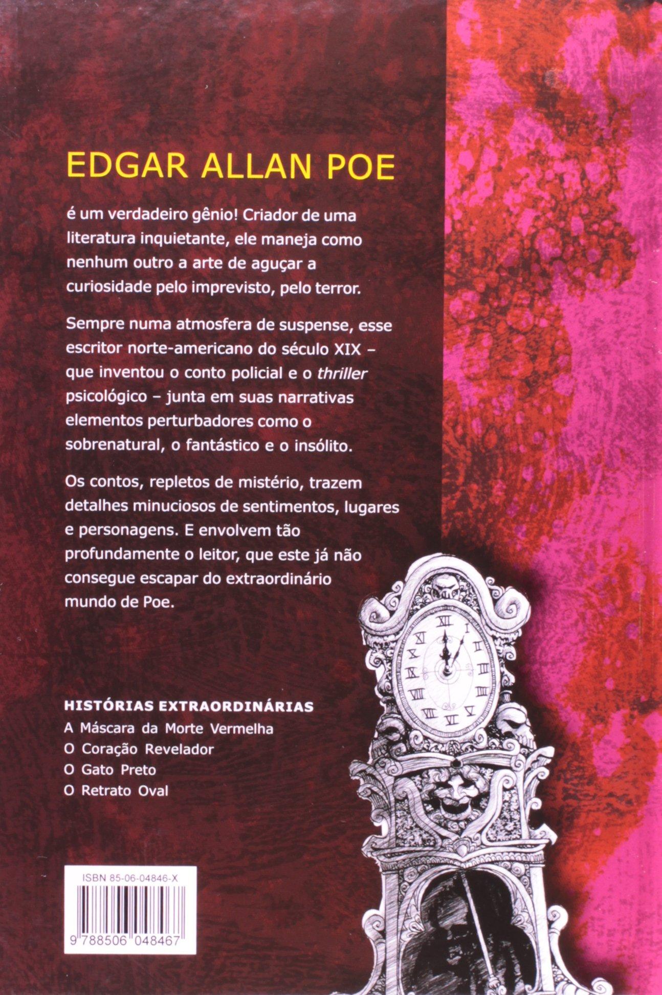 A Mascara Da Morte Vermelha (Em Portuguese do Brasil): Vários Autores: 9788506048467: Amazon.com: Books
