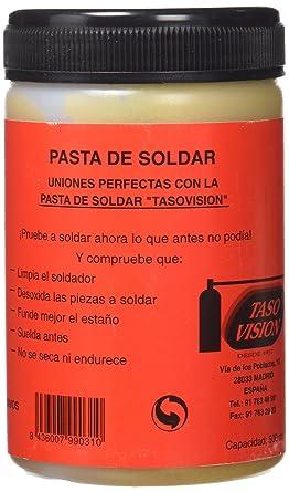 tasovision - Tasovision Pasta De Soldar 500Ml