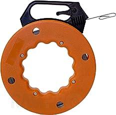 fish tape amazon com rh amazon com electrical wiring fish tape Harbor Freight Fish Tape