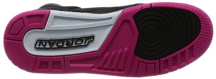 size 40 c9b4e 3e681 Amazon.com   Jordan Spizike GG Big Kid s Shoes Black Deadly Pink Anthracite  535712-029 (7 M US)   Basketball