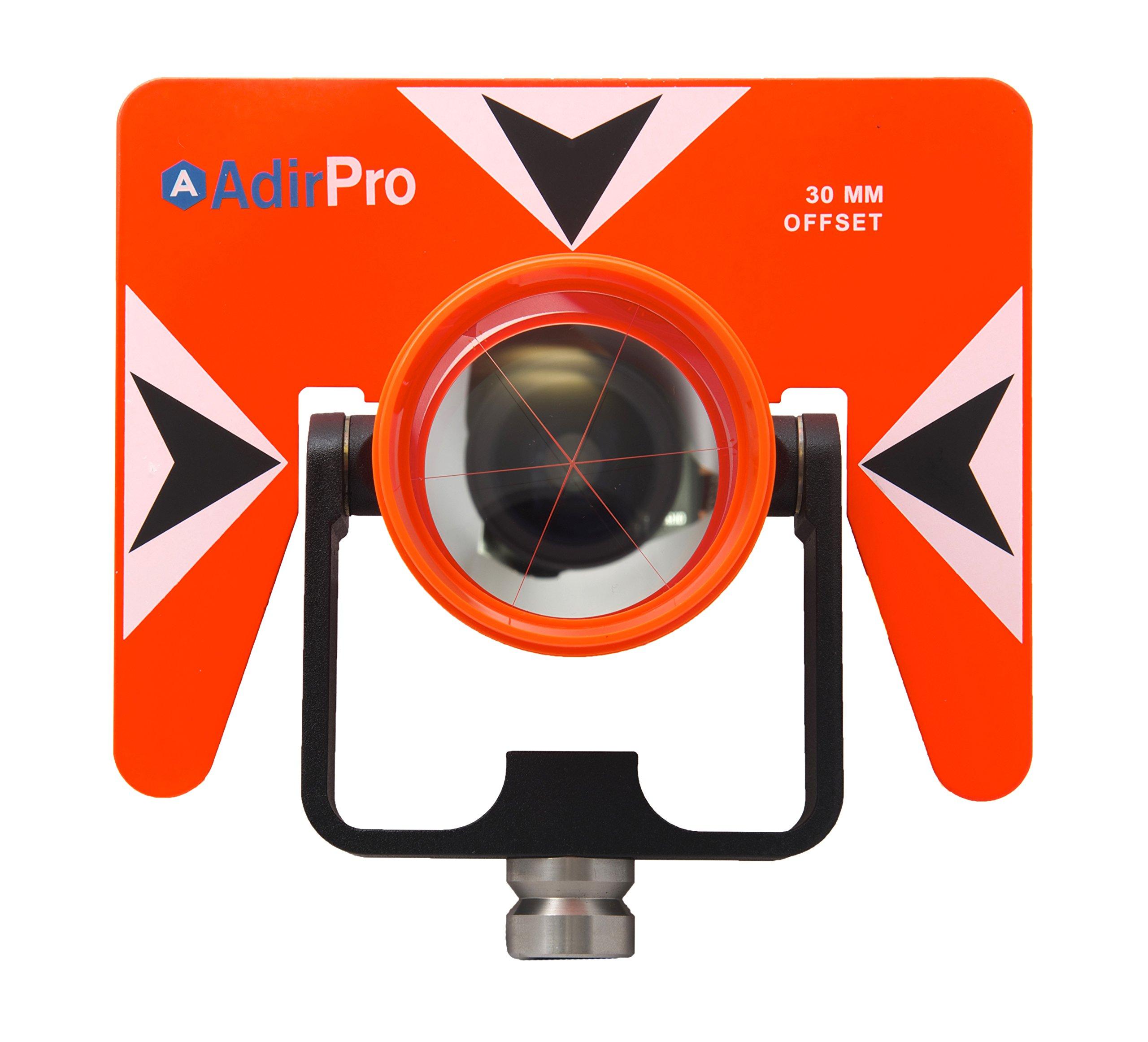 AdirPro All-Metal Single Tilt Prism 720-07 With Case