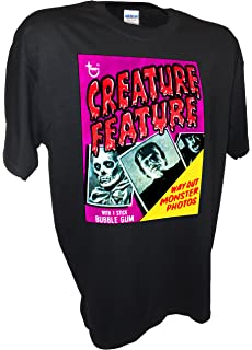 b79f071bba7 Mens Creature Feature Famous Monsters Wolfman Horror Tee By Achtung T Shirt  LLC