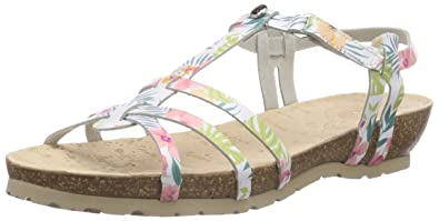 Panama Jack Dori Tropical B1, Women's Sandals, (Blanco/ )