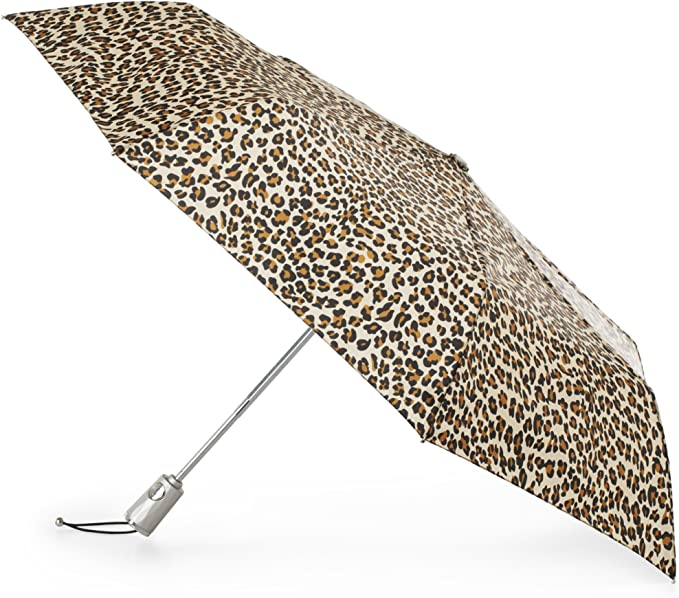 Forests Camouflage Owl Leopard Travel Umbrella Lightweight Compact Parasol Canopy Ergonomic With UV Protection For Sun Rain Auto Open And Close