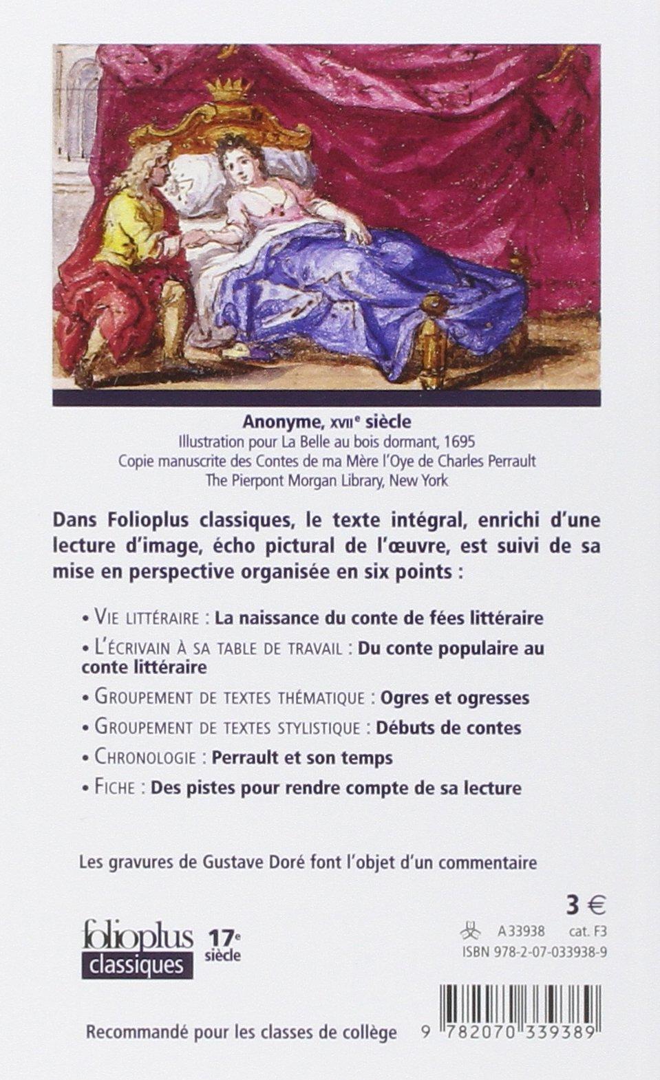 Contes De Ma Mère Loye Folioplus Classiques Amazones