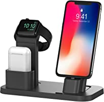 BEACOO Stand for iwatch 5, Charging Stand Dock Station for AirPods Stand Charging Docks Holder, Support for iwatch...