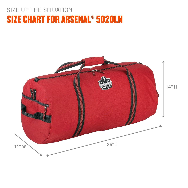 Large Ergodyne Arsenal 5020 Nylon Duffel Bag