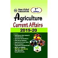 Agriculture Current Affairs 2019