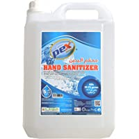 Sanitizer Pex active Hand Sanitizer 5 LTR_Special offer