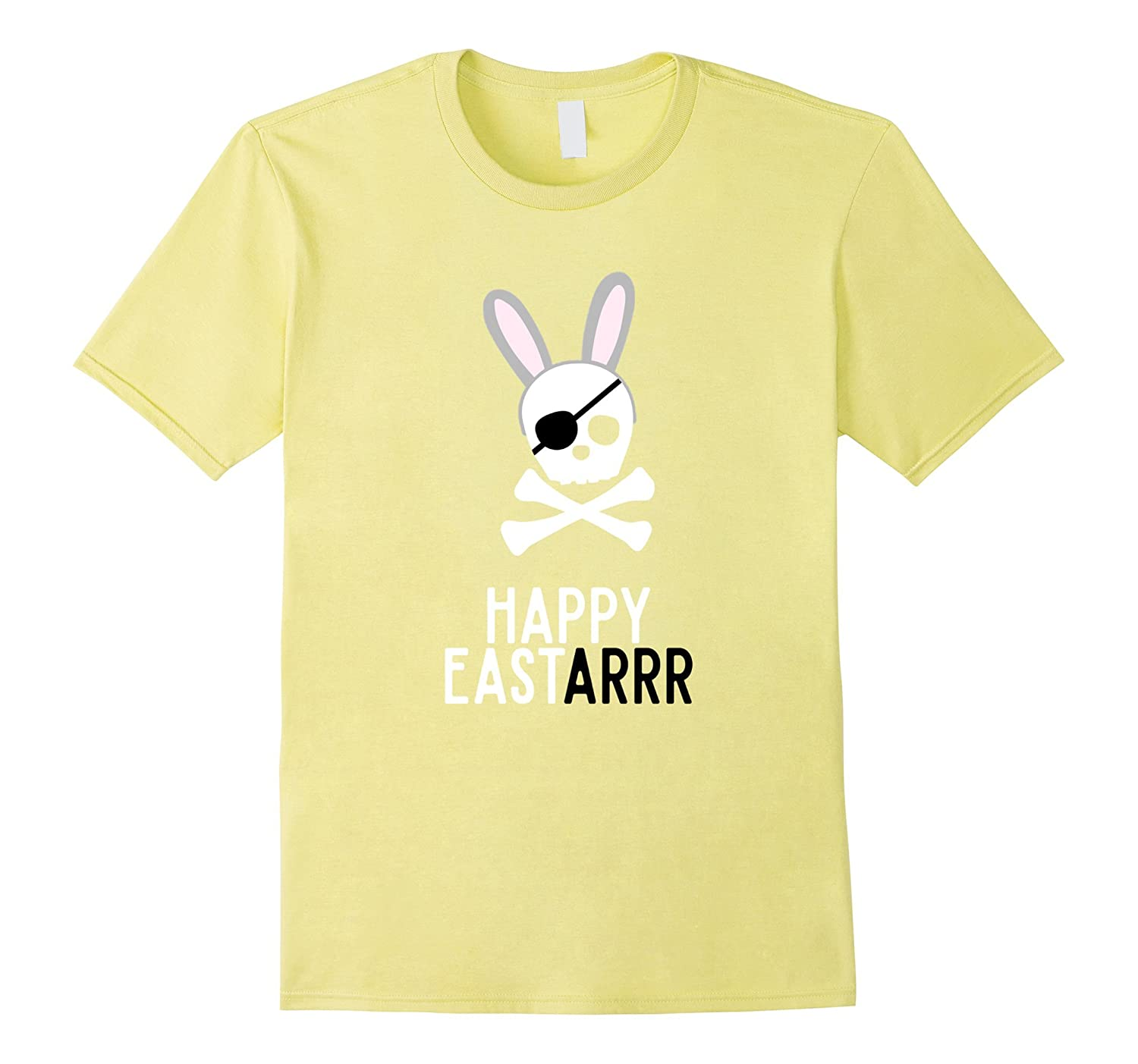 c799a2d93 Funny Easter t-shirt Happy EastARR Bunny Pirate shirt Boys-TD – Teedep