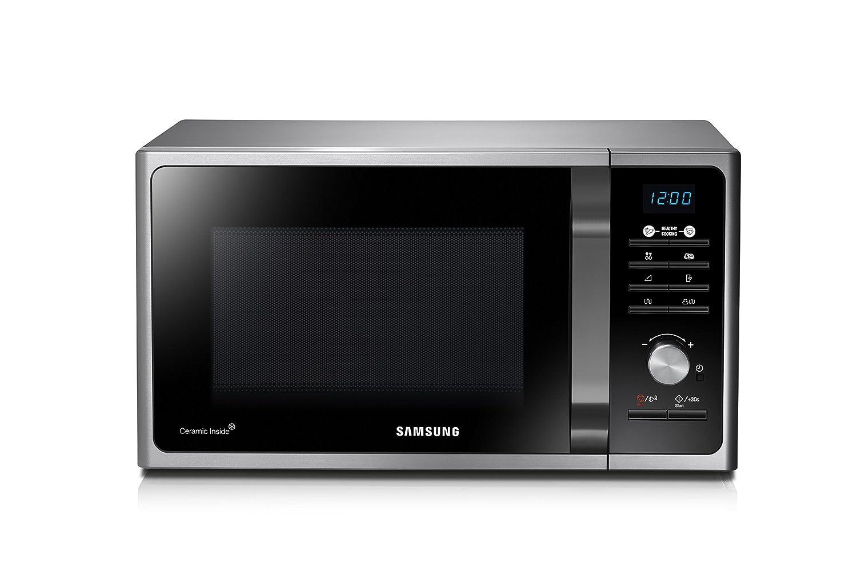 Samsung MG23F301ECW Forno a Microonde, 800 W, Grill 1100 W, 23 l, Bianco MG23F301ECW/ET_white Samsung forno Samsung forno a microonde samsung microonde