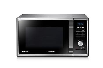 Samsung MG23F301TCS Encimera 23L 800W Plata - Microondas (335 x 324 x 211 mm)