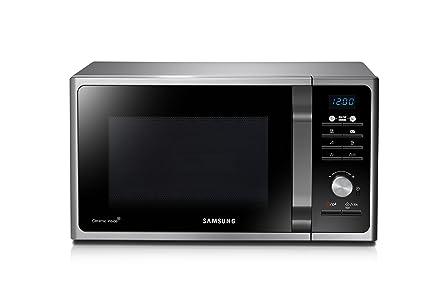 Samsung MG23F301TCS Forno a Microonde, 800 W, Grill 1200 W, 23 l ...