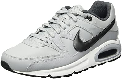 new concept ab2f0 b9a92 Nike Men s Air Max Command Leather Sneakers
