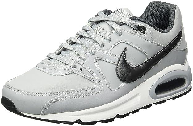 official photos 4fd32 e0690 Nike Air MAX Command Leather, Calzado Deportivo para Hombre  Amazon.es   Zapatos y complementos