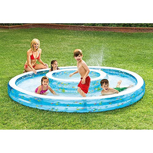 Intex Wishing Well Swim Centre Pool for Ages 2+