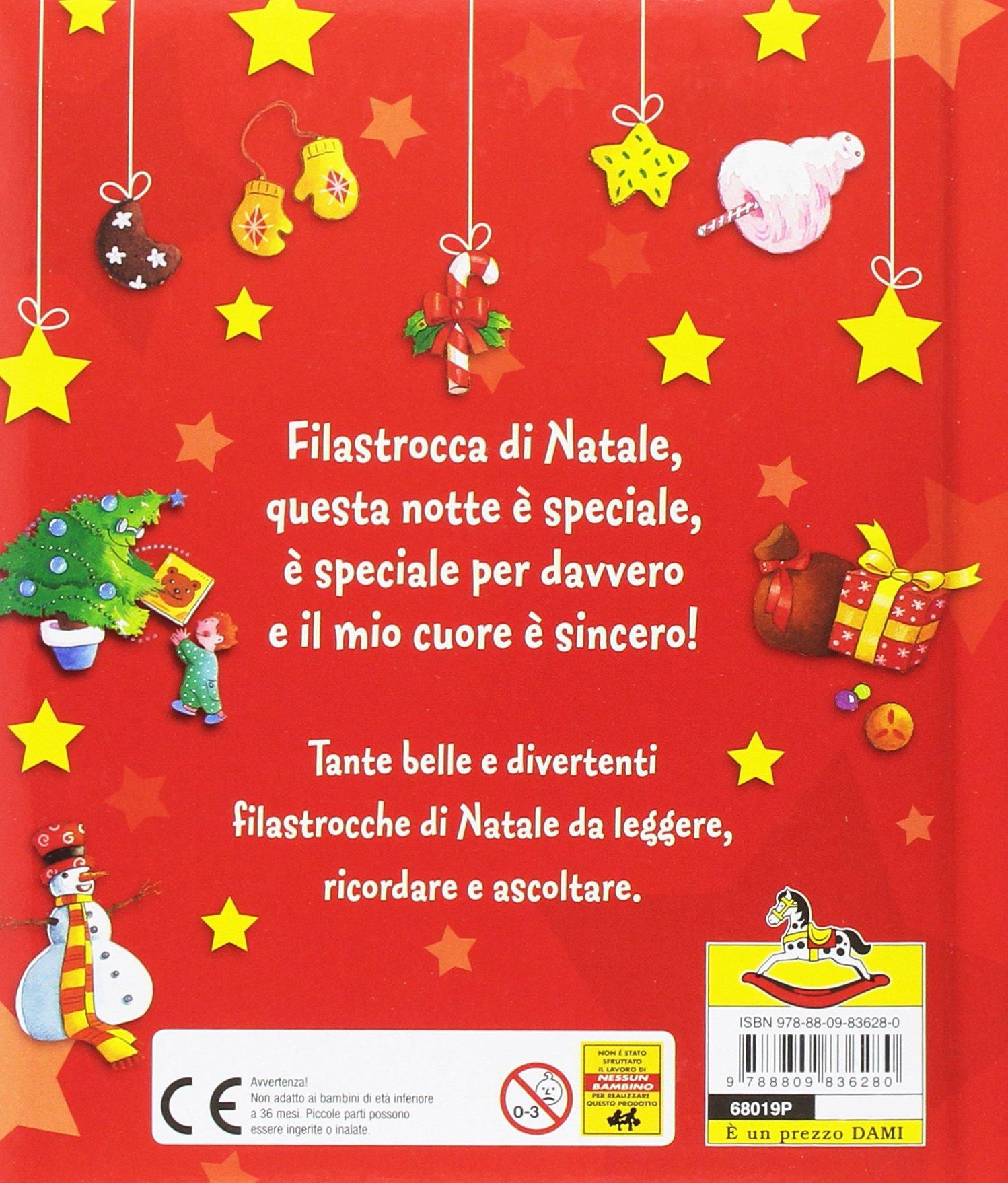 Le Filastrocche Di Natale Ediz Illustrata Amazonit Patrizia