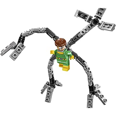 LEGO Marvel Super Heroes Doc Ock Minifigure 76059 Mini Fig: Toys & Games