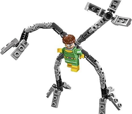 Amazon Lego Marvel Super Heroes Doc Ock Minifigure 76059 Mini
