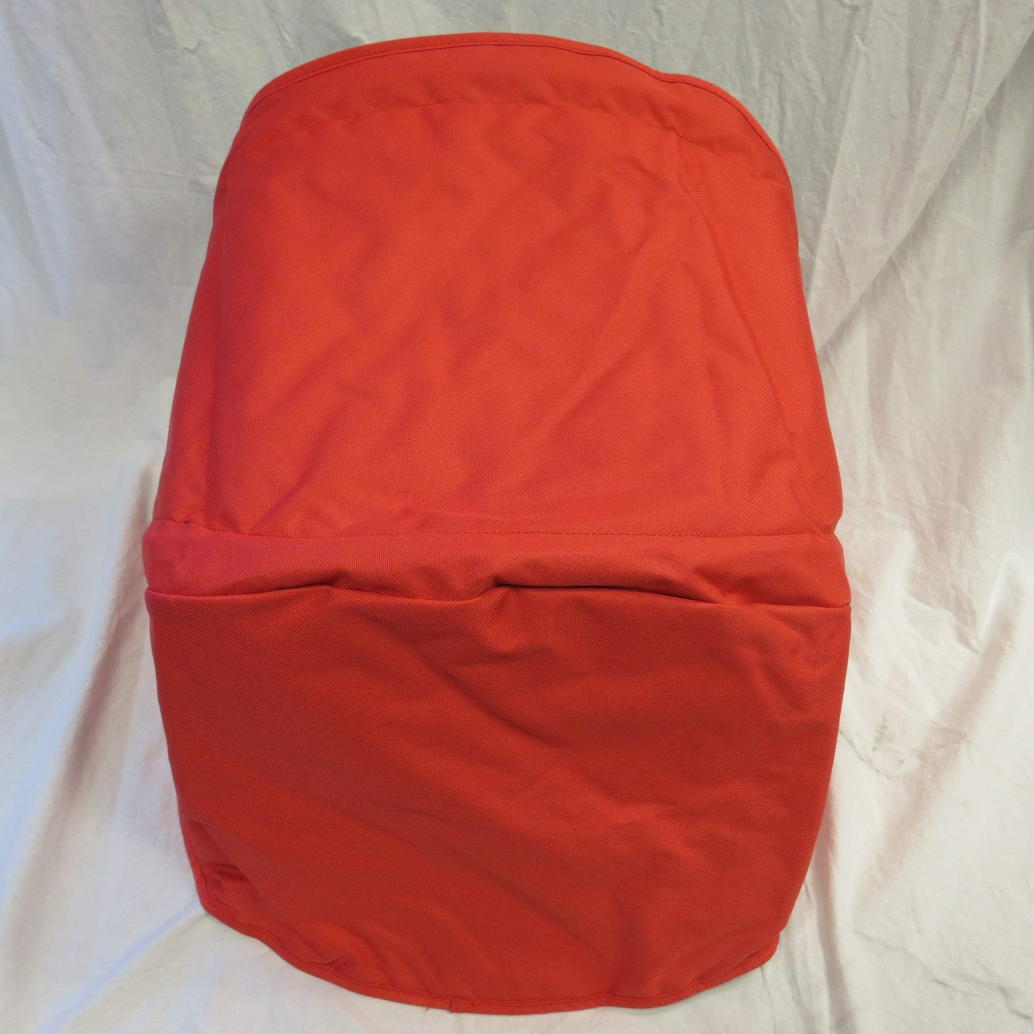 Red Sun Shade Canopy Hood Cover Umbrella with Wires for Bugaboo Cameleon 1, 2, 3, Frog Baby Child Strollers
