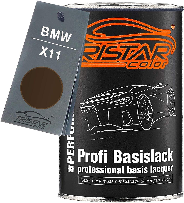Tristarcolor Autolack Dose Spritzfertig Für Bmw X11 Frozen Bronze Metallic Basislack 1 0 Liter 1000ml Auto