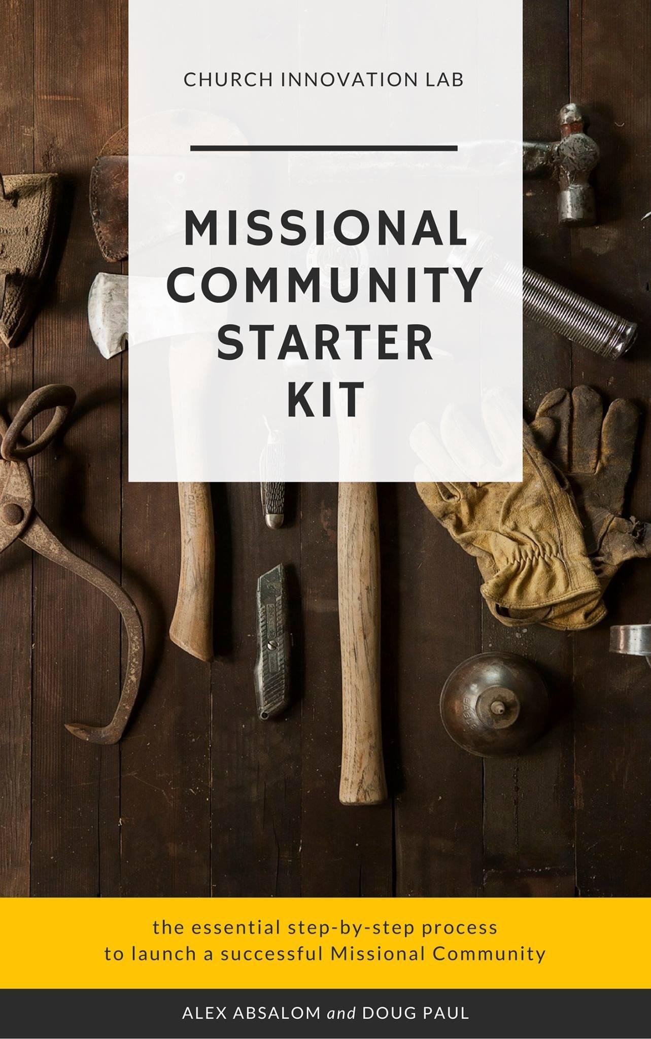 Read Online Missional Community Starter Kit PDF