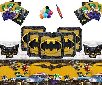 Artículos para la Fiesta de Batman Decoraciones de ...