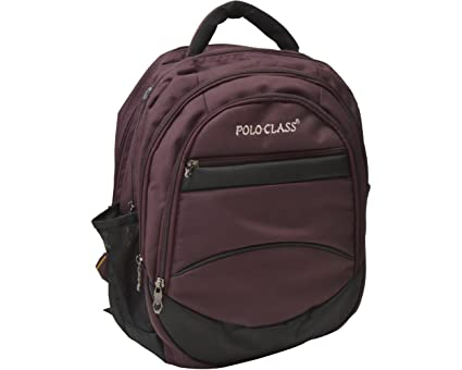 Polo Classic Megabytes Laptop Bag - Polyester - Purple - Buy Polo Classic  Megabytes Laptop Bag - Polyester - Purple Online at Low Price in India -  Amazon.in 19a2a37b1e6fb