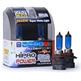 Hipro Power 9006XS 5900K 100 Watt Super White Xenon HID Headlight Bulb - Low Beam
