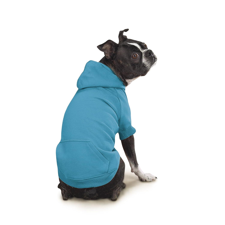 Zack /& Zoey Polyester//Cotton Basic Dog Hoodie 30-Inch XX-Large Bluebird
