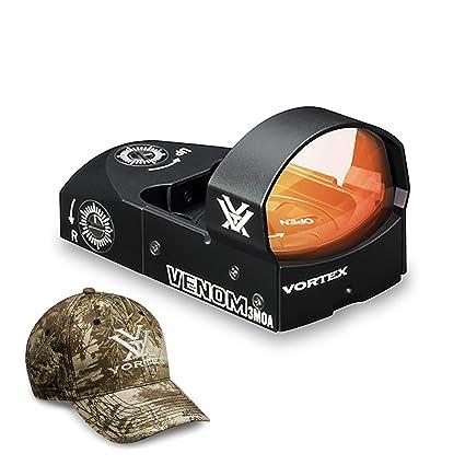 Amazon.com   Vortex Optics Venom Red Dot Sight - 3 MOA Dot Baseball ... dca37cc5329