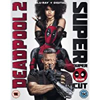 Deadpool 2 (Blu-Ray Plus Digital Download) [2018]