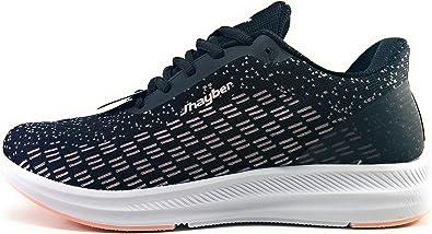 JHayber Chenera Zapatillas Mujer Negro Confort Foam (37 EU): Amazon.es: Zapatos y complementos