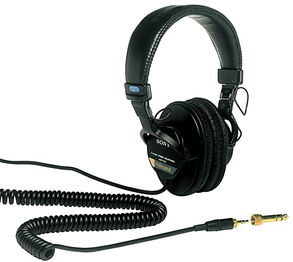 Sony MDR 7506 Professional Review