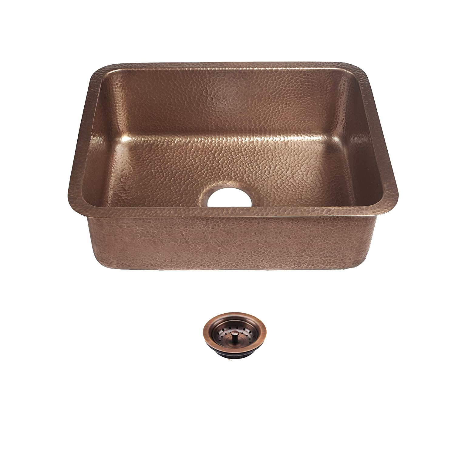 Undermount Kitchen Sink With Copper on oven with copper, stainless steel appliances with copper, interior design with copper, stainless steel sink with copper,