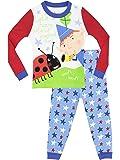 Ben & Holly - Pijama para Niños - El pequeño reino de Ben y Holly - Ajuste Ceñido