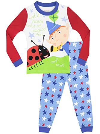 a82e315ccb7c Ben   Holly Boys Little Kingdom Pyjamas - Snuggle Fit - Ages 18 ...