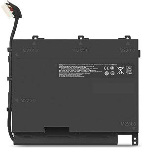 95.8Wh PF06XL Battery for HP Omen 17-w100 17t-w100 17-w110ng 17-w119tx 17-w120tx 17-w205tx 17-w206tx Laptop HSTNN-DB7M 852801-2C1 853294-855 853294-850