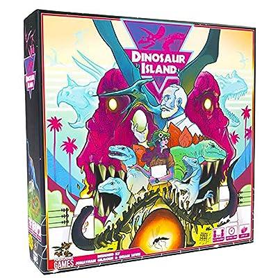 Dinosaur Island: Toys & Games