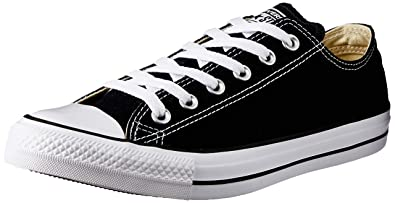 0245e54b6fe63 Converse Chuck Taylor All Star Ox Black(Size  7.5 US Men s)