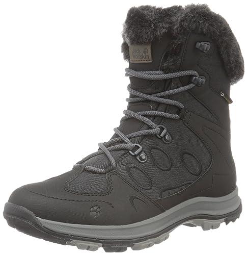 sports shoes 66d29 d382d Jack Wolfskin Damen Thunder Bay Texapore Mid W Trekking- & Wanderstiefel