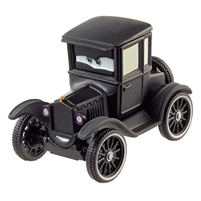 Disney Pixar Cars Lizzie Die-Cast Vehicle: Toys & Games