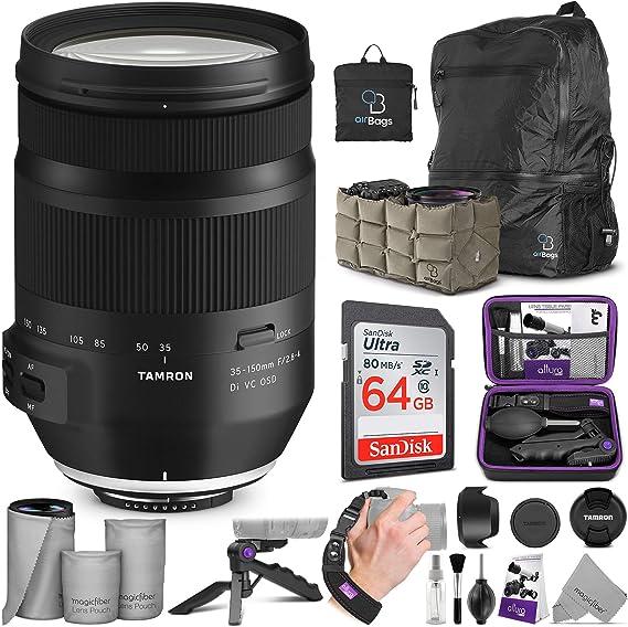 Tamron 35 150 Mm F 2 8 4 Di Vc Osd Objektiv Für Nikon F Kamera