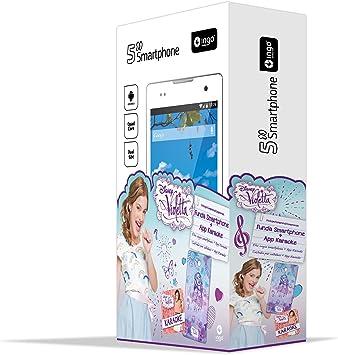 Amazon.es: Violetta - Smartphone, Juguete electrónico, Color ...