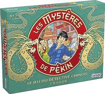 Lansay - Juego de Tablero, 2 a 6 Jugadores (75024) [Importado de Francia]: Amazon.es: Juguetes y juegos