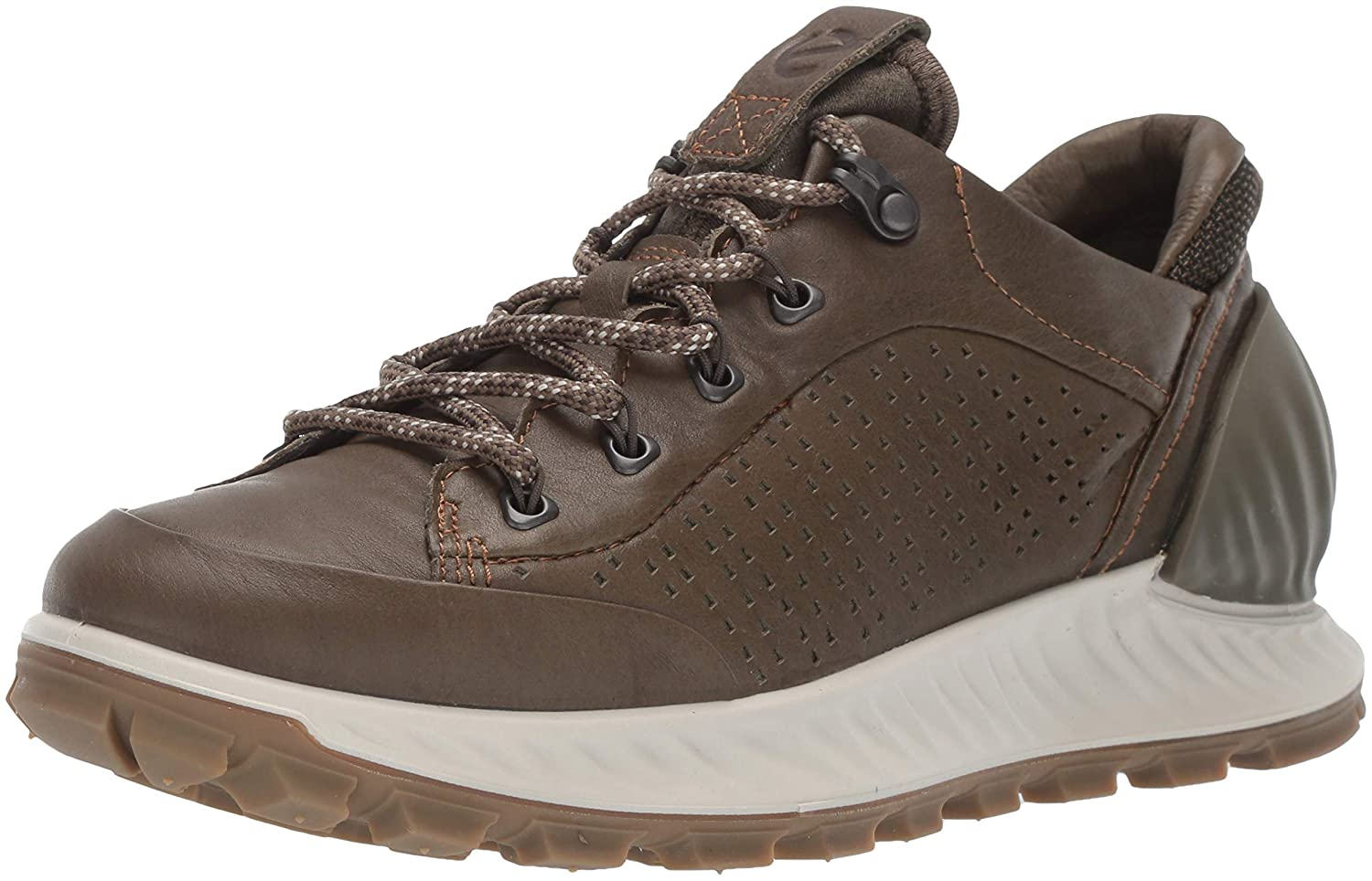 Deep Forest ECCO Mens Exostrike Low Hiking shoes